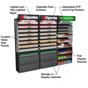 custom_metal_frame_tobacco_fixtures_options