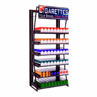 2ft Budget Metal Frame Cigarette Display
