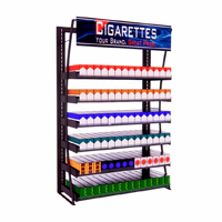 3ft Budget Metal Frame Cigarette Display