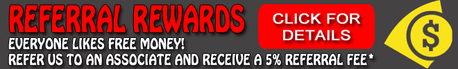 Earn 5% reward for referring a client to us!