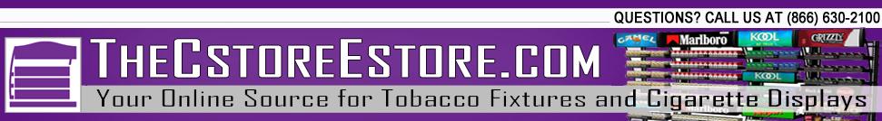 Tobcacco Fixtures and Cigarette Displays - TheCstoreEstore.com