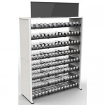 #07-Easy-Rack Cigarette Display, 120 facings. - Product Image