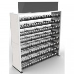 #08-Easy-Rack Cigarette Display, 160 facings. - Product Image