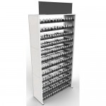 #9-Easy-Rack Cigarette Display, 180 facings. - Product Image